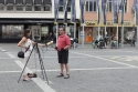 In Stuttgart geben wir zwei ausführlichere Interviews.