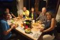 Ein eher größeres Problem am Stufentandem bringt uns zu Familie Jocher in Schongau, die uns völlig unbekannterweise und sehr freundlich beherbergen (-: