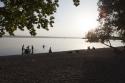 an dessen Westufer entlang geht es zum Pilsensee, wo wir die letzte Nacht verbringen.