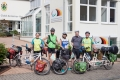 In Frechen beim Bundespartner Deutscher Behindertensportverband