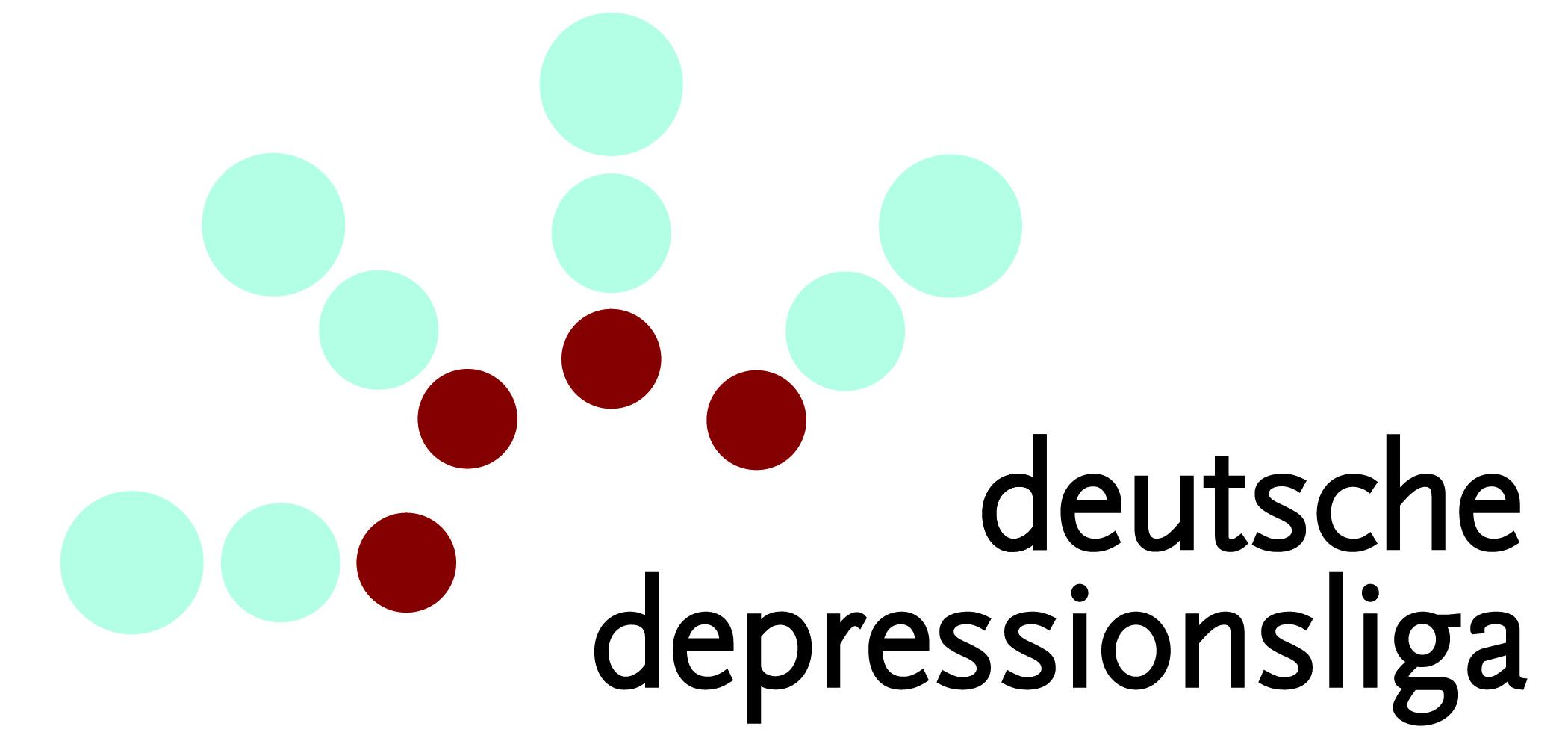 Logo Deutsche DepressionsLiga e. V.