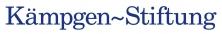 Kämpgen-Stiftung