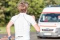 Laufen bis der Arzt kommt? Besser nicht – Laufprofi Achim Achilles berät unter http://www.achim-achilles.de zum Thema!Foto © Andreas Stenzel / BikeBlogBerlin