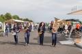 """""""Brassappeal"""" in Aktion auf dem Markt der seelischen Gesundheit (Foto: www.throughmyeyes.de)"""