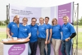 Das Team der Fliednerklinik. Später auch auf der Laufstrecke zu finden (Foto www. throughmyeyes.de)