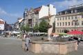 Eisenach, eine der ersten Thüringischen Perlen auf unserem Weg. Es folgen viele wunderschöne Ortskerne. Deutschlands Osten ist touristisch völlig unterschätzt – zumindest, was Natur, Architektur und Stadbild anbetrifft