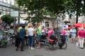In Bonn: Unser Team-Pressesprecher Valentin bei der Arbeit