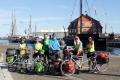 Wismar – Lieblings-Gruppenbild-Location seit 2012: Der Wismarer Hafen