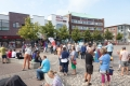 In Cuxhaven gibt es die vorletzte Infostand- und Mitfahr-Aktion