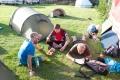Die erste und letzte Nacht auf einem Campingplatz: In Bremerhaven