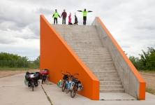 MUT-TOUR 2015 beim Terranova-Ausguck in NRW