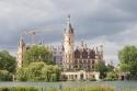 Das schmucke Schweriner Schloss