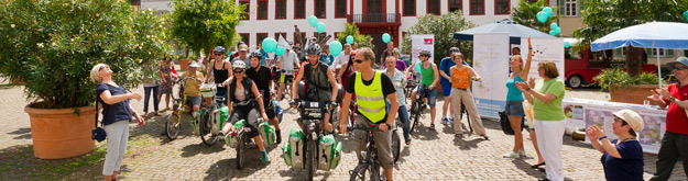 11.08.2018 MUT-TOUR Aktionstag POTSDAM