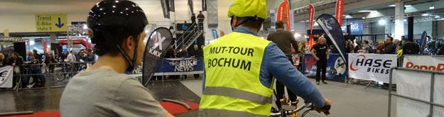 Ortsgruppe Bochum: Einstimmung auf das neue Radtouren-Jahr 2016
