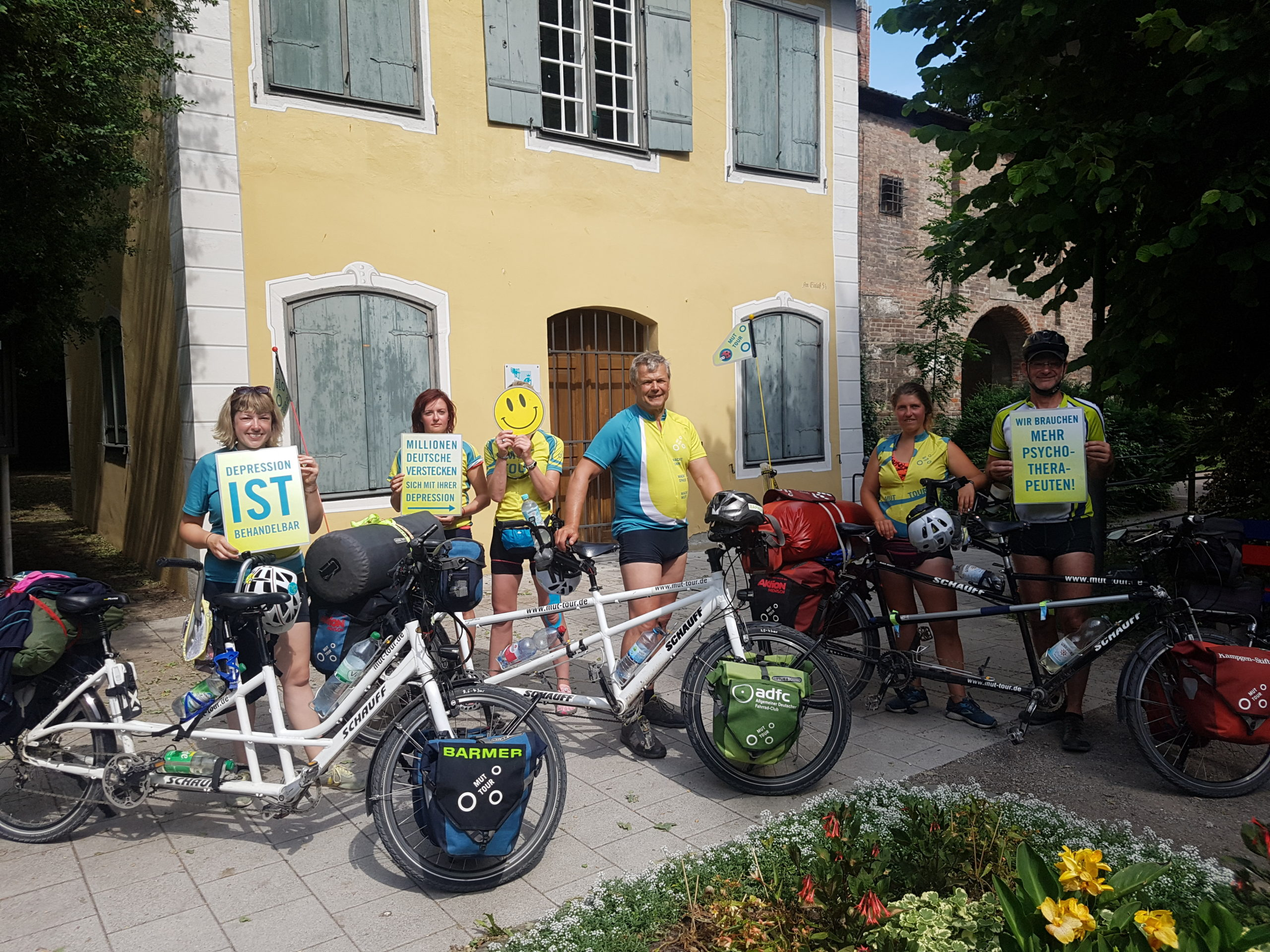 Etappen-Tagebuch // Team Süd 2