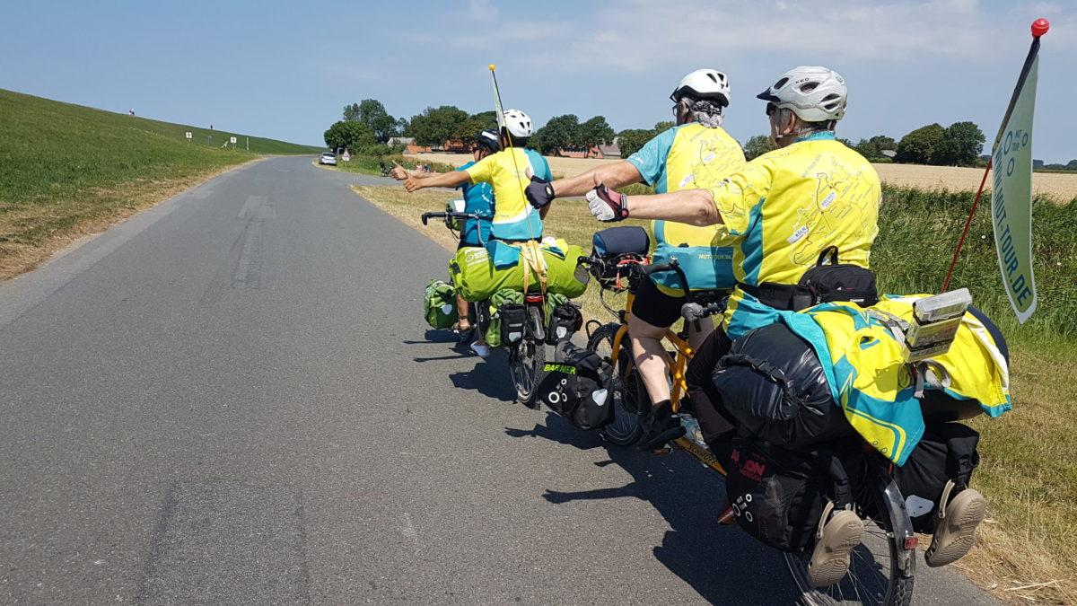 MUT-Touristen on the road, sei bei unseren Mitmach-Aktionen dabei