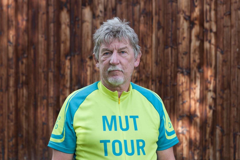 MUT-TOUR Teilnehmer Dietmar