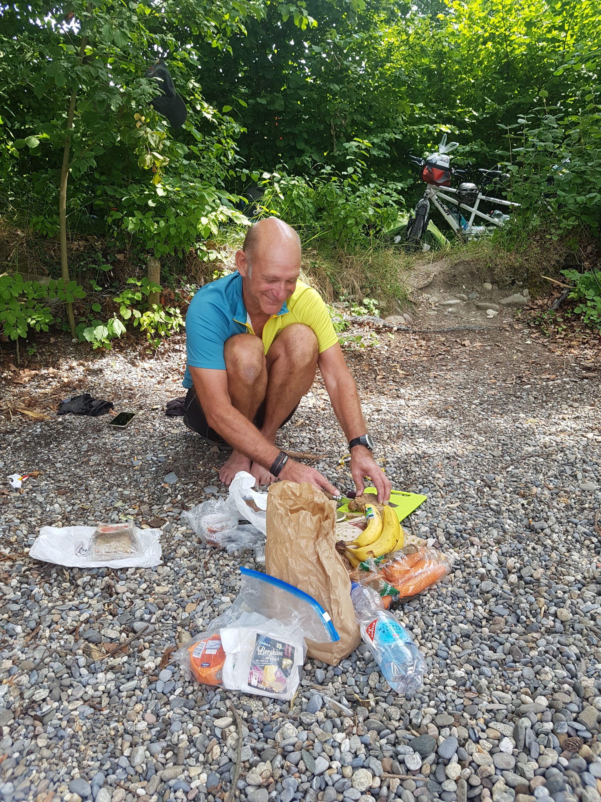 Gespräch mit Jürgen, einem unserer langjährigen Tourleiter aus der Pfalz