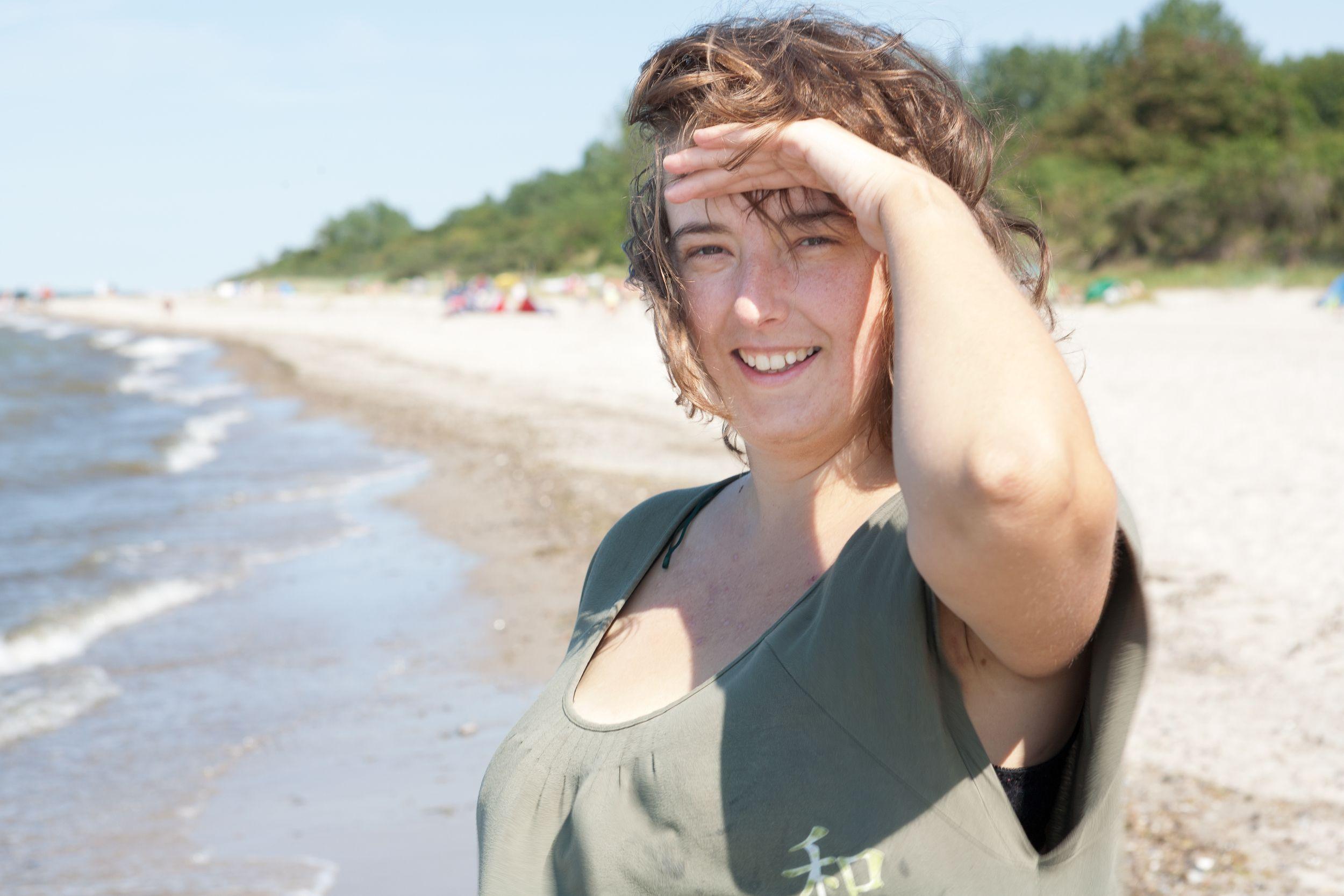 Steffi hilft im Umgang mit ihrer Depression, sich von Druck frei zu machen