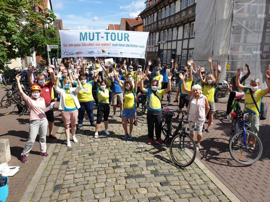 Stadthagen Startevent MUT-TOUR2020