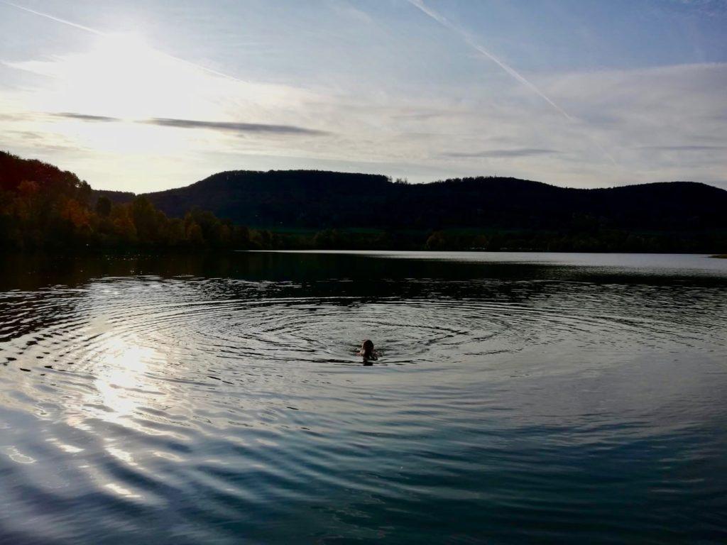 Wild Swimming, Natursee