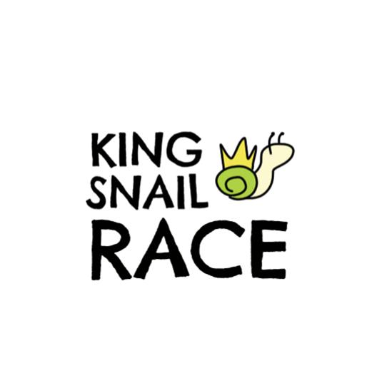 Logo King Snail Race