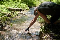 Im Fluß mit der Natur (Foto: Sebastian Burger)