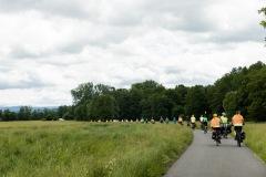 Auf der Mitfahr-Aktion ab Fulda unterwegs  / MUT-TOUR 2019 (Foto: Johannes Ruppel)